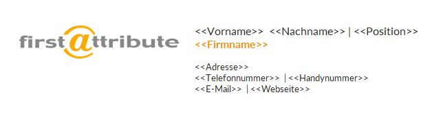 E-Mail Signatur aus O365 - my-IAM